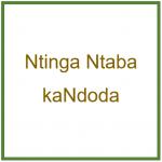 Ntinga Ntaba kaNdoda