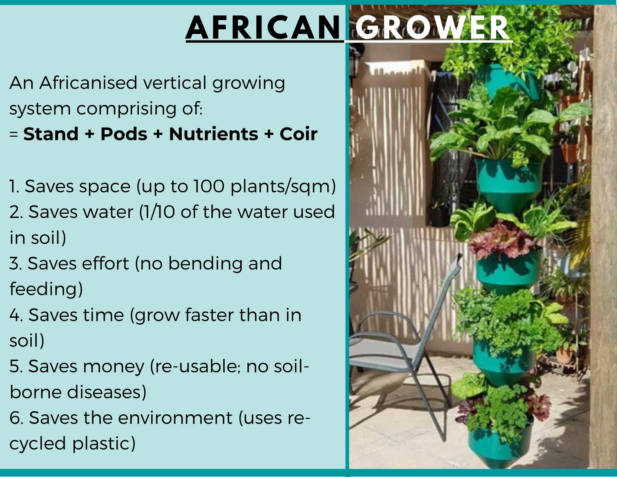 African Grower - fact sheet