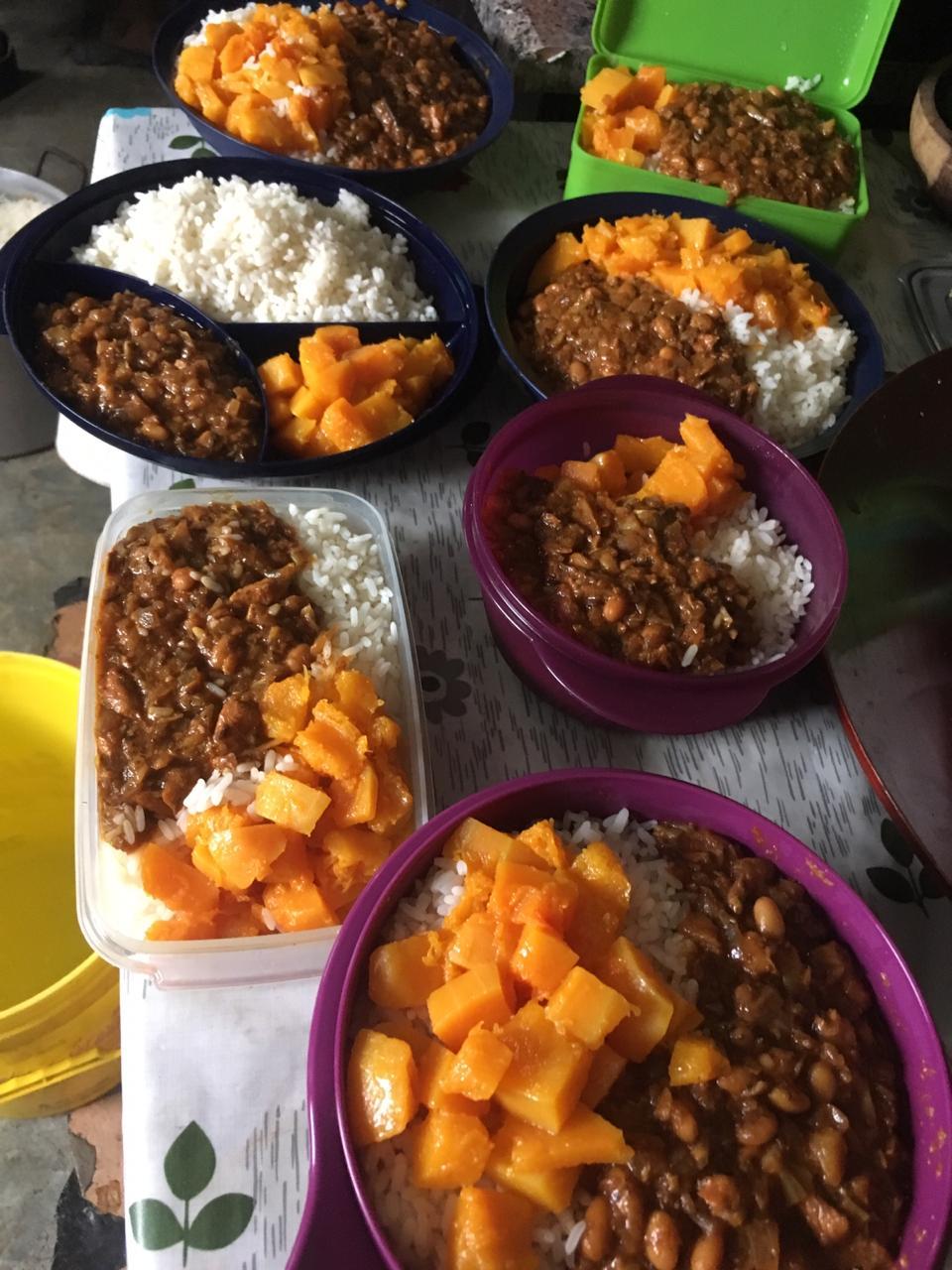 Delicious Nutritious Meals