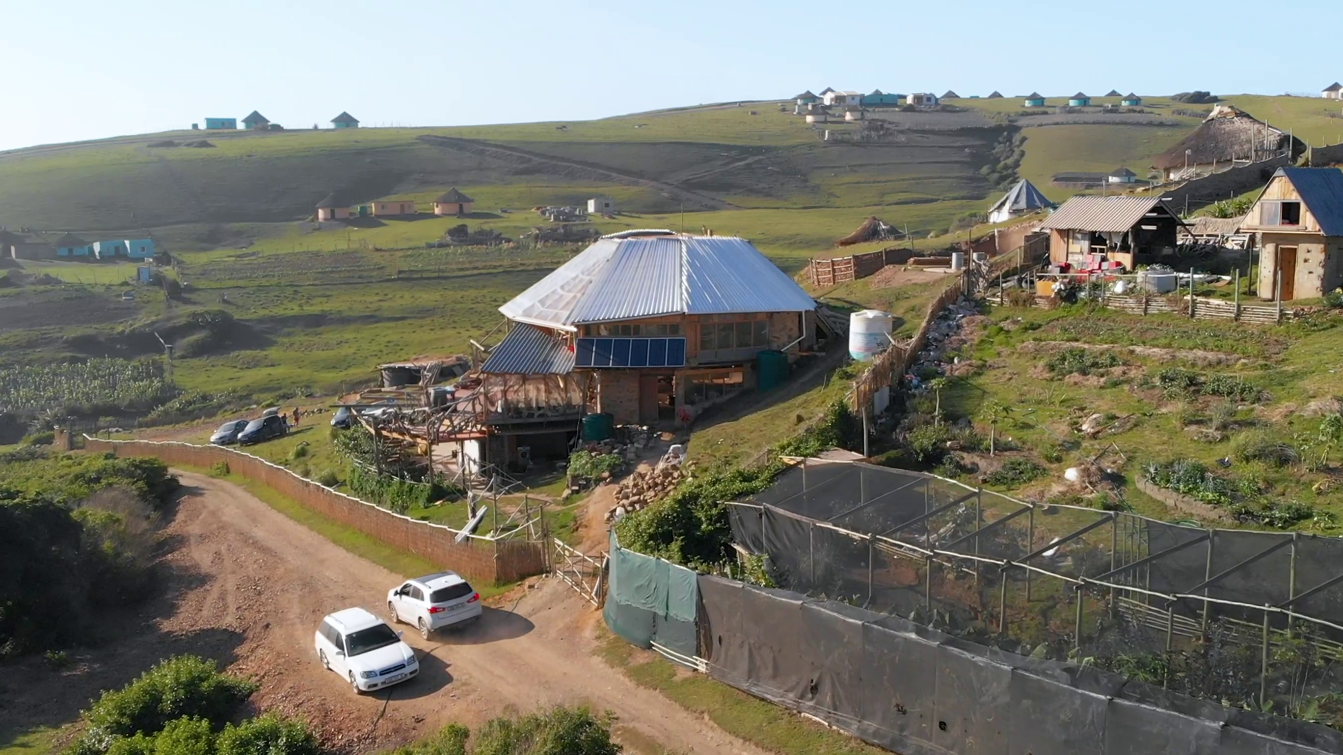 Wild Lubanzi Main Building